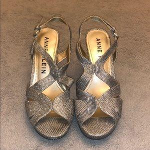 Anne Klein Glitter Heels-Offer/Bundle to Save
